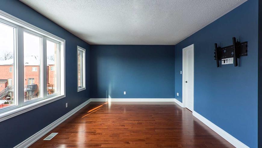 interiorwallpainted