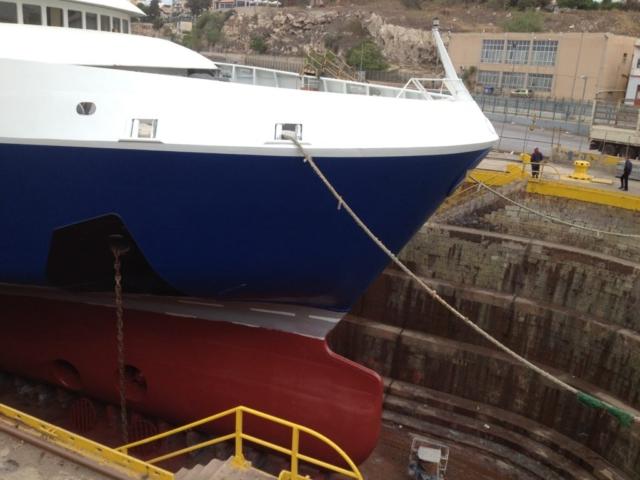 Ανακαίνιση πλοίου, ανακαίνιση γιοτ