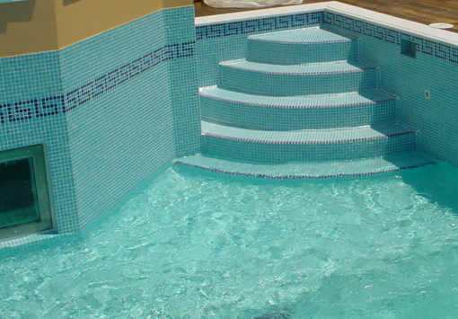 Κατασκευή πισίνας