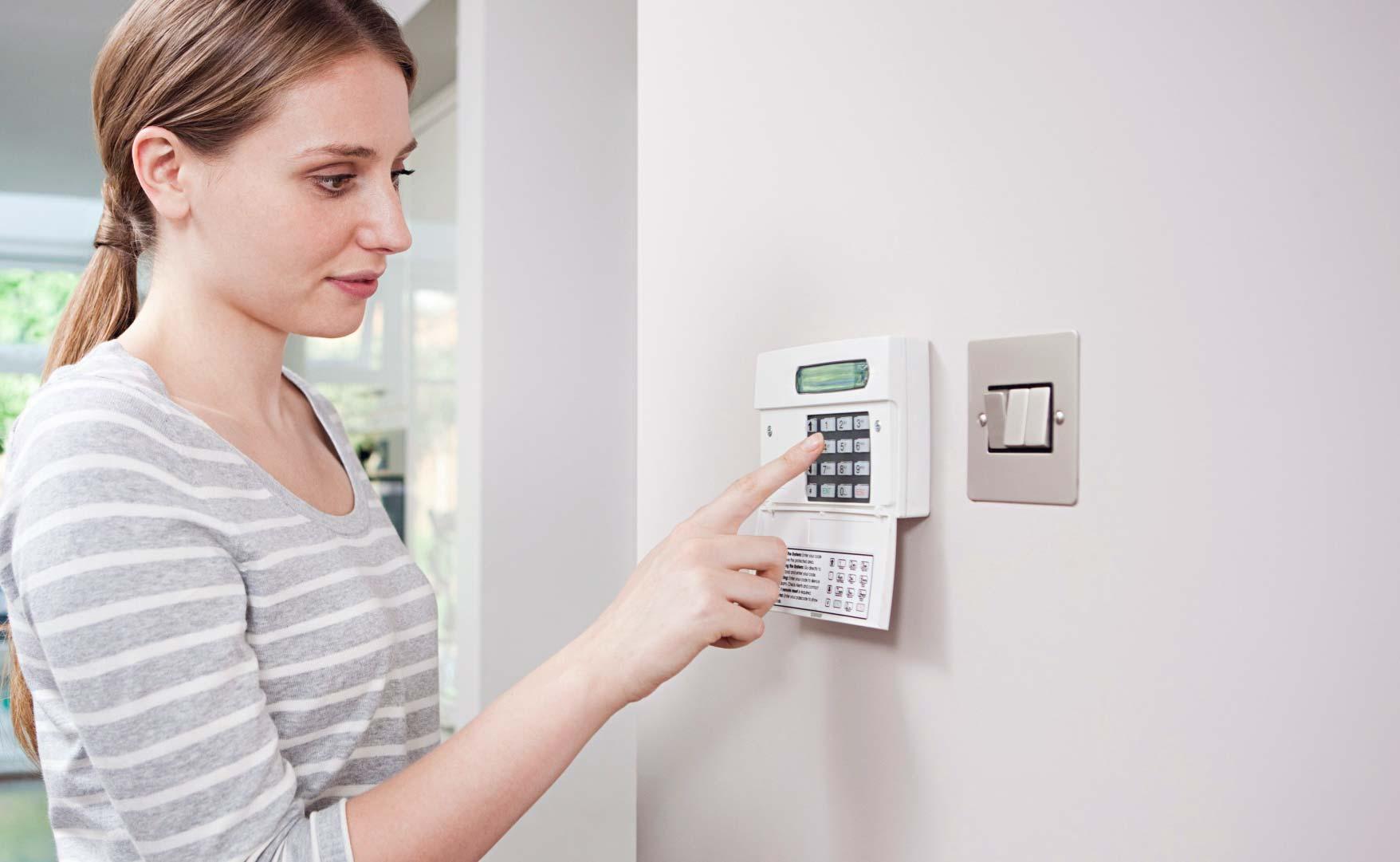 συστήματα ασφάλεια, έξυπνο σπίτι